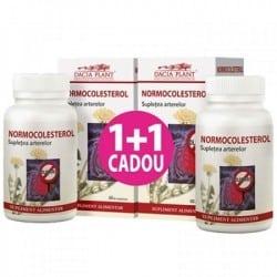 Normocolesterol 60cpr 1+1 GRATIS DACIA PLANT