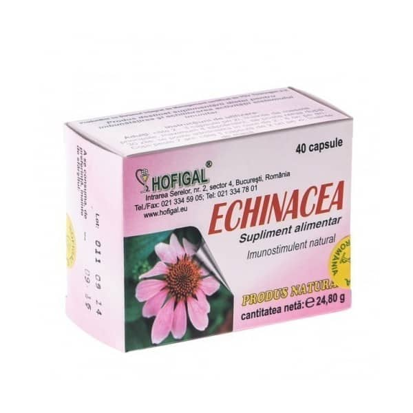 Echinaceea 40cps HOFIGAL