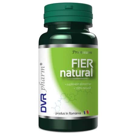 Fier Natural 60 cps Dvr Pharm