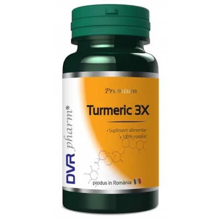 Turmeric 3X 60 cps Dvr Pharm