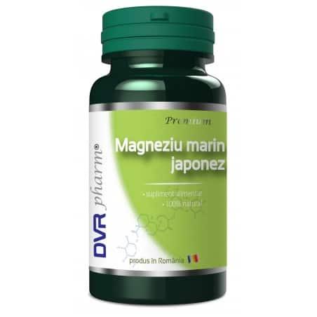 Magneziu Marin Japonez 60 cps Dvr Pharm