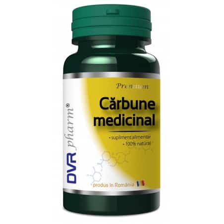 CARBUNE MEDICINAL CAPSULE 60 cps Dvr Pharm