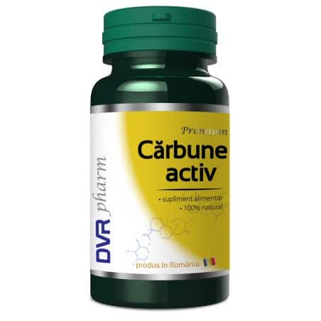 CARBUNE ACTIV 60 cps Dvr Pharm