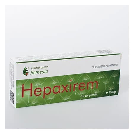 HEPAXIREM 3bls x 10cpr | LAB.REMEDIA