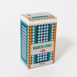 MAGNEZIU CITRAT 150mg+B6 x 25 stick | LAB. REMEDIA