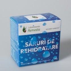 SARURI DE REHIDRATARE 20 pliculete | LAB.REMEDIA