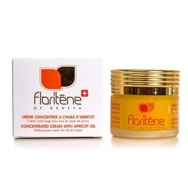 Cremă concentrată ulei de caise 50ml Floritene