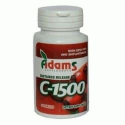 C-1500 cu macese 30tab. Adams Vision