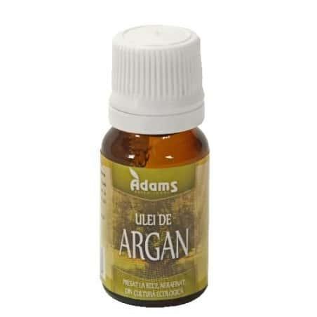 Ulei Argan Bio deodorizat 10ml (presat la rece) Adams Vision