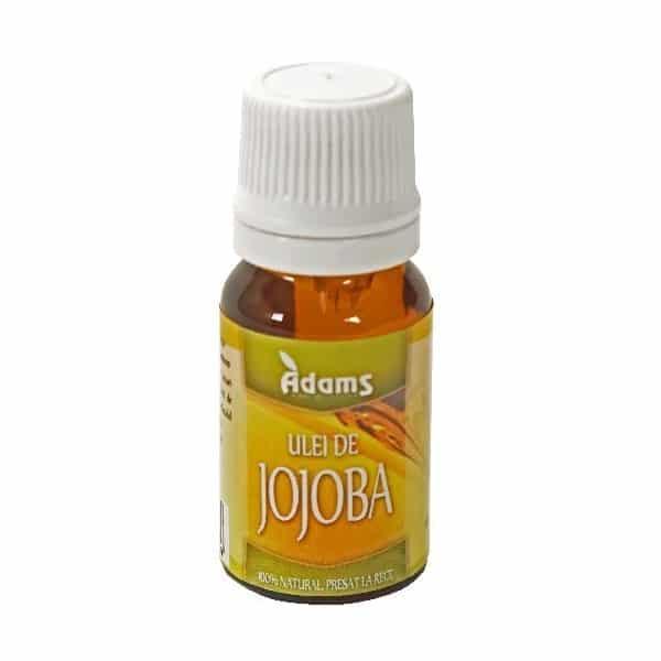 Ulei de Jojoba 10ml (presat la rece) Adams Vision