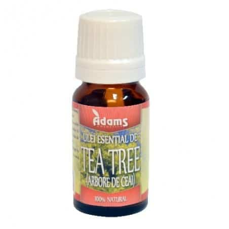 Ulei esential Tea Tree 10ml Adams Vision