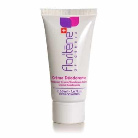 Cremă deodorant antiperspirantă 50ml Floritene