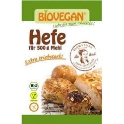 Drojdie Uscata Fara Gluten Si Lactoza 9g Biovegan