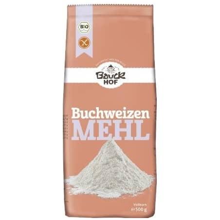 Faina de Hrisca Fara Gluten 500g Bauck Hof