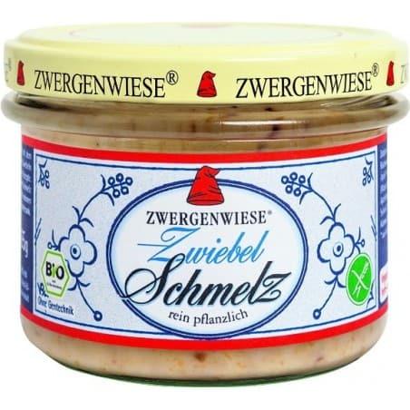 Crema Tartinabila Vegetala cu Ceapa Fara Gluten 165g Zwergenwiese