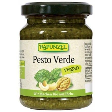 Pesto Verde Vegan 120g Rapunzel