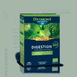 Digestie 20 fiole x 10 ml Dietaroma