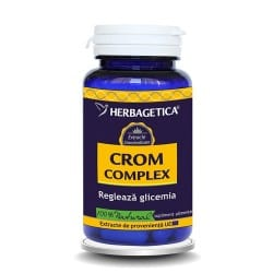 Crom Complex 30 cps Herbagetica