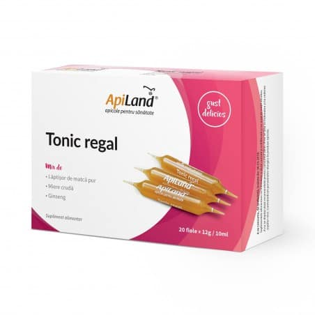Tonic regal 20 fiole BIO APILAND