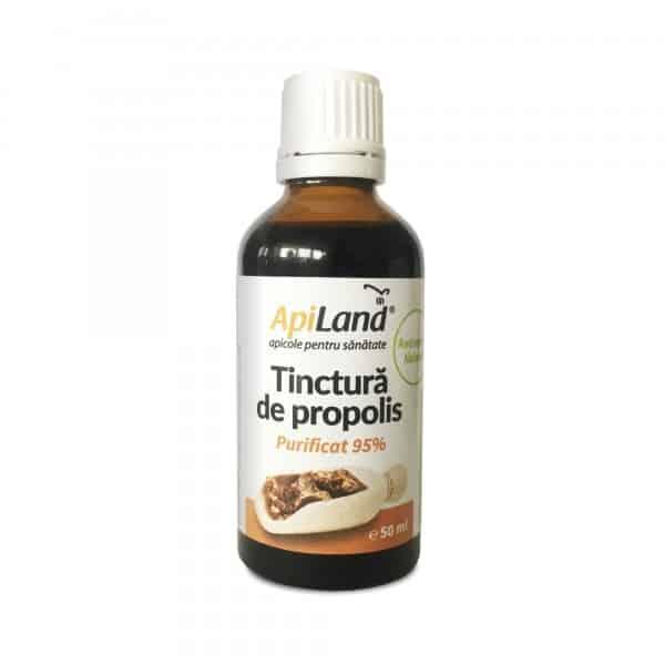 Tinctura propolis purificat 95% 50ml APILAND