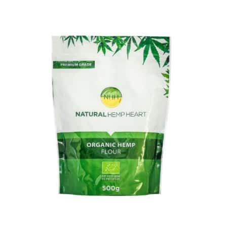 Faina de canepa ECO 500g Natural Hemp Heart