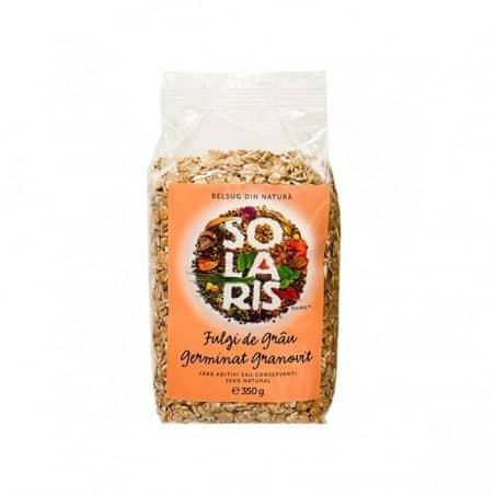 Fulgi de grau germinat granovit 350gr SOLARIS