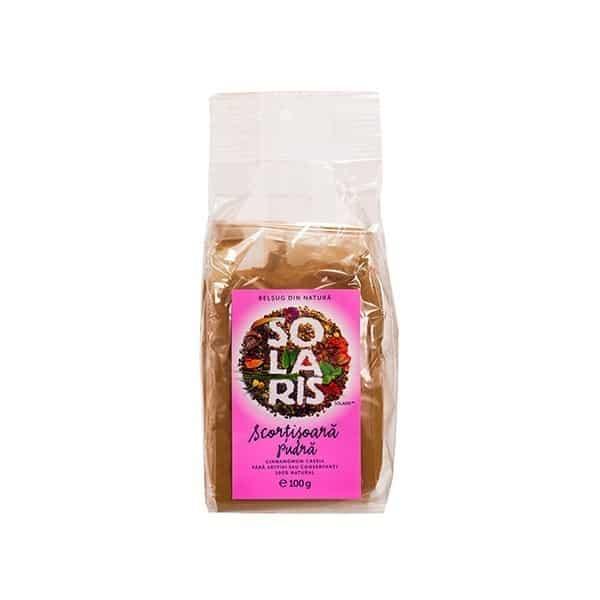 Condiment-scortisoara pudra 100gr SOLARIS