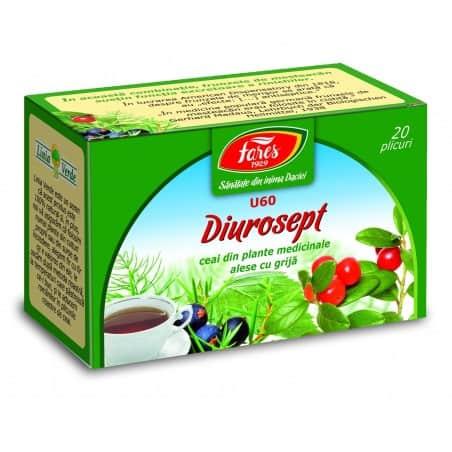 Ceai Diurosept, punga a 50 gr FARES