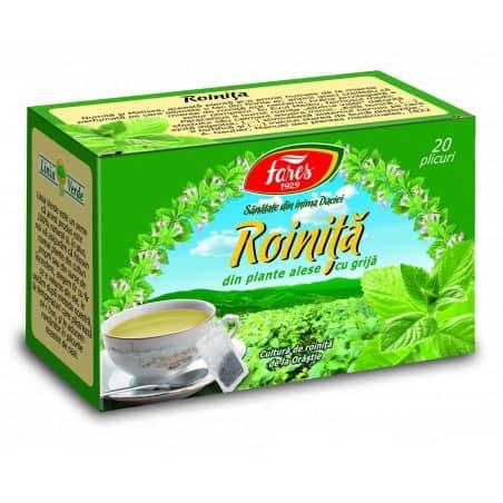 Ceai Roinita, 20 pliculete FARES