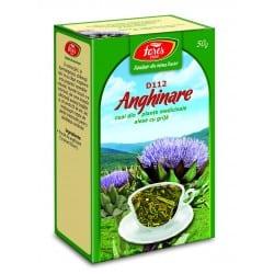 Ceai Anghinare - Frunze, punga a 50 gr FARES