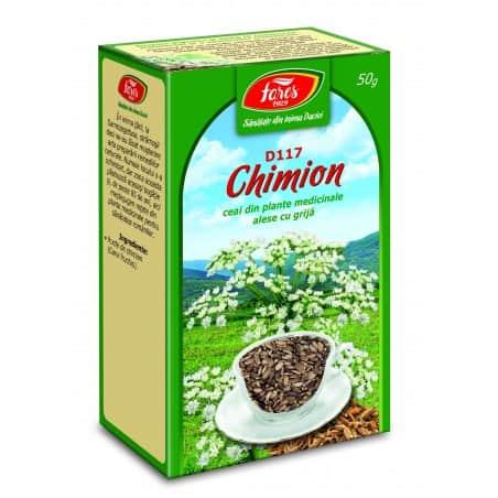 Ceai Chimion - Fructe, punga a 50 gr FARES