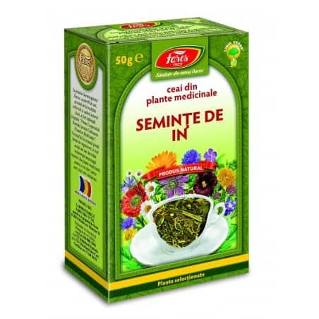 Ceai In – Seminte, punga a 50 gr FARES