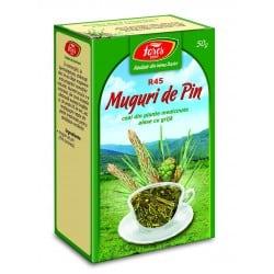 Ceai Muguri De Pin, punga a 50 gr FARES