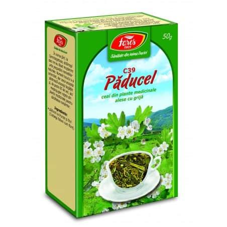Ceai Paducel Cu – Flori, punga a 50 gr FARES