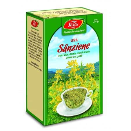 Ceai Sanziene – Iarba, punga a 50 gr FARES