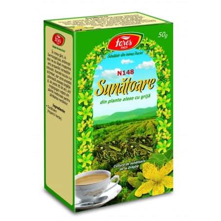 Ceai Sunatoare – Iarba, punga a 50 gr FARES