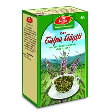Ceai Talpa Gastii – Iarba, punga a 50 gr FARES
