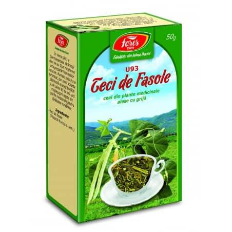 Ceai Teci De Fasole, punga a 50 gr FARES