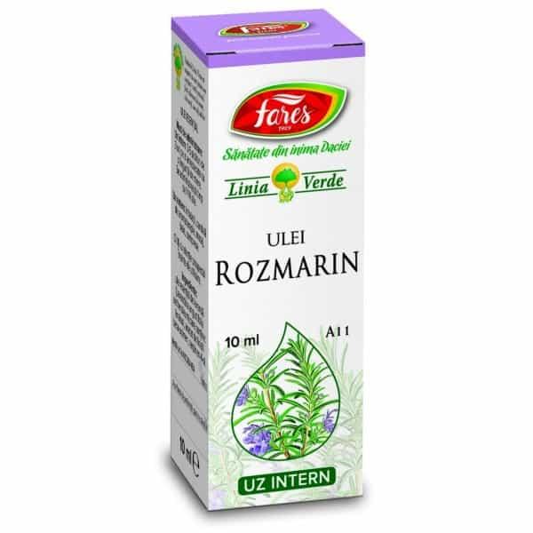 Ulei Esential de Rozmarin, 10 ml FARES