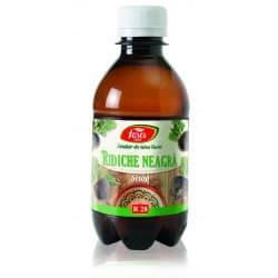 Ridiche Neagra, Sirop 250 ml FARES