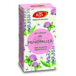 Menopauza, capsule 60 buc FARES