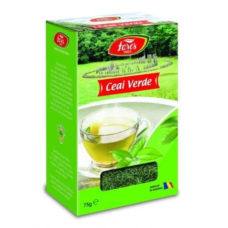 Ceai Verde, punga FARES