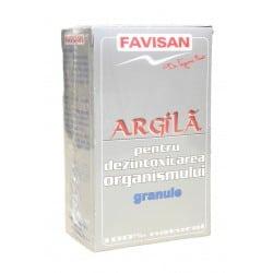 Argila - Granule 100g FAVISAN