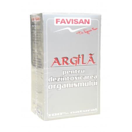 Argila - Praf 100g FAVISAN