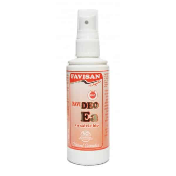 Favideodorant Pt Ea Spray 100 ml FAVISAN
