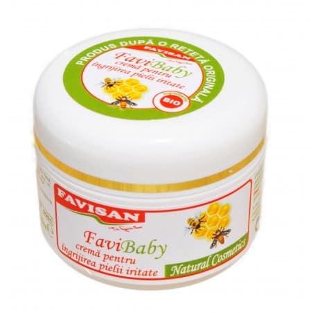 Favibaby-Crema Pentru Ingrijirea Pielii Iritate 30ml FAVISAN