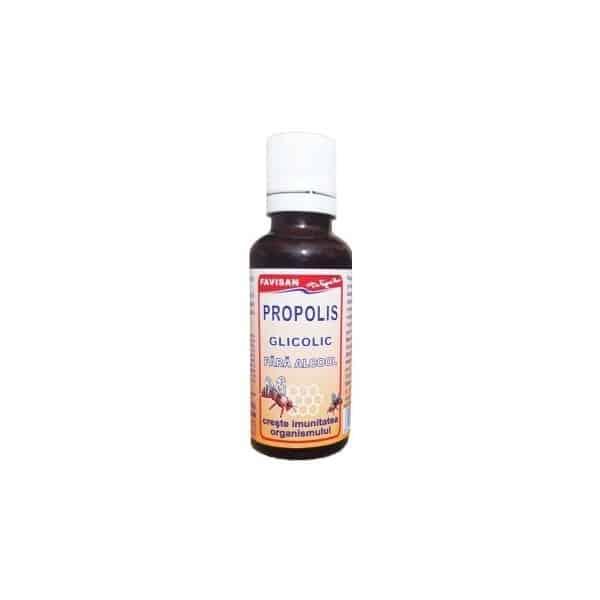 Propolis Glicolic 30ml FAVISAN