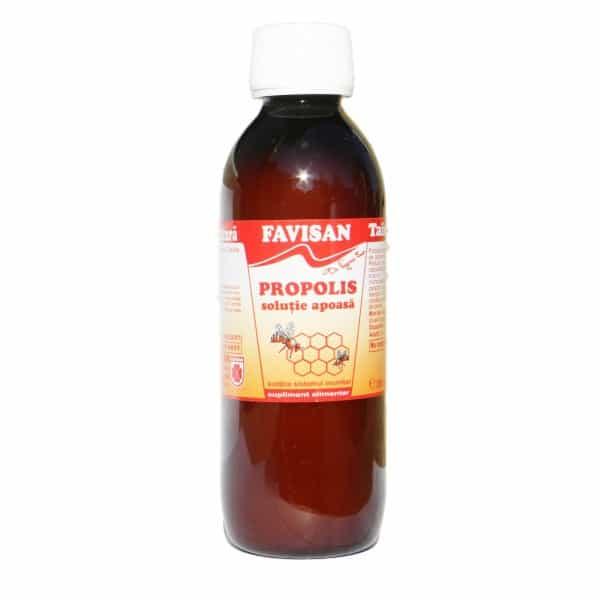 Propolis –-Solutie Apoasa 250 ml FAVISAN
