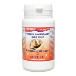 Puterea Româneasca Tonic Elixir 50g FAVISAN