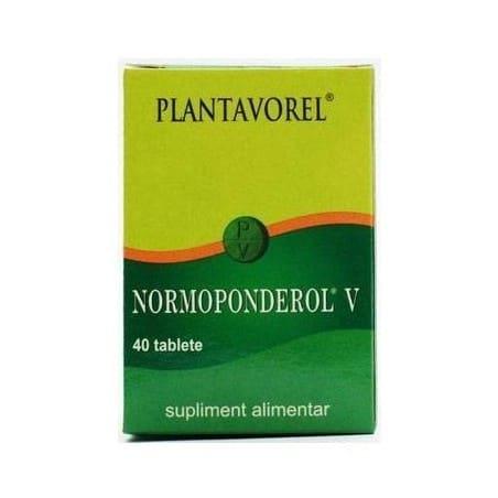 Normoponderol 40cpr PLANTAVOREL